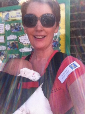 ... at Nursery Sports Day